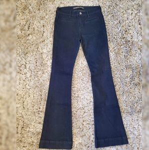 Express Slim flair jeans size 4